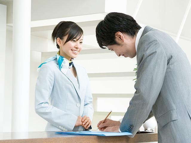 直接企業求人のお仕事の流れ